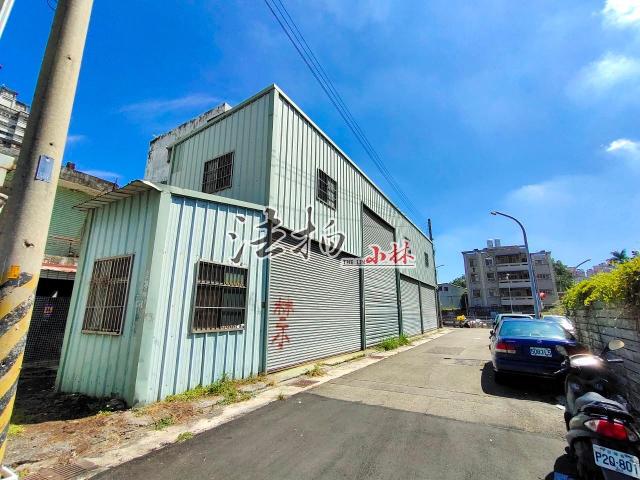 【台中南區】復興路三段|商業用角地+兩樓倉庫