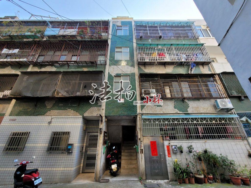 【台中大肚】遊園路二段|四樓兩房公寓