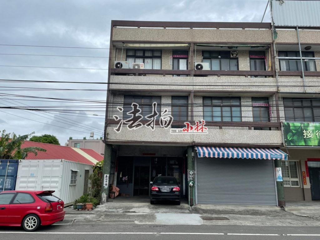 【台中大甲】中山路一段|20米路邊間三樓透天店面.可三照